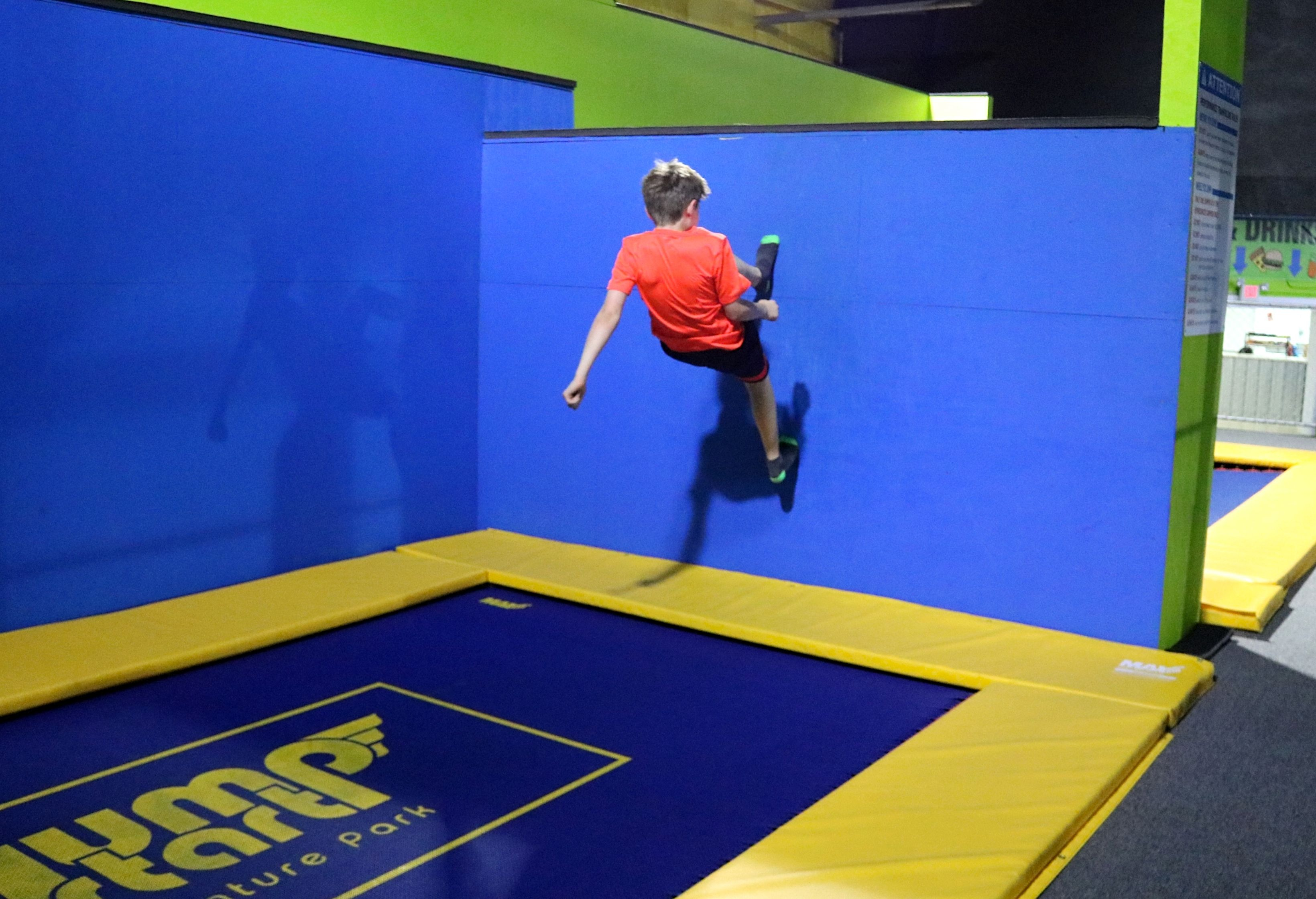 performance olympic trampolines